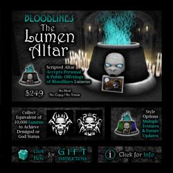 The Lumen Altar