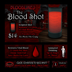 The Blood Shot