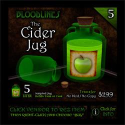 The Cider Jug