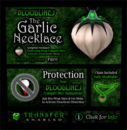 The Garlic Necklace