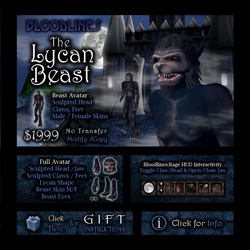 The Lycan Beast