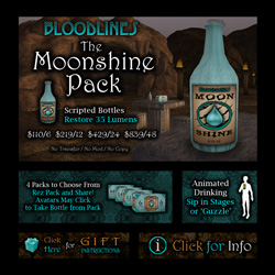 The Moonshine Pack
