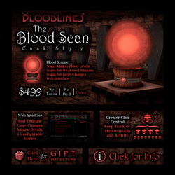 The Blood Scan